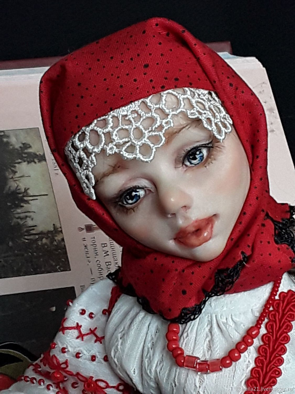 Авторская кукла Аленушка, Куклы и пупсы, Волгоград,  Фото №1