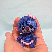 Куклы и игрушки ручной работы. Ярмарка Мастеров - ручная работа Малышка кротик.. Handmade.