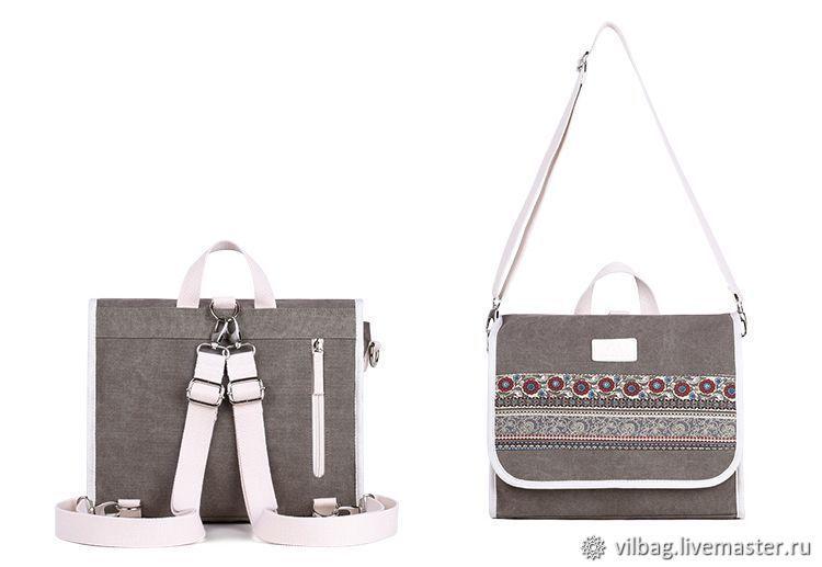 8db9c0e43a16 PDF выкройка сумки №79 – купить в интернет-магазине на Ярмарке ...