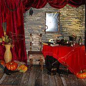 """Дизайн и реклама ручной работы. Ярмарка Мастеров - ручная работа Фотозона  в стиле """"Хеллоуин"""" аренда. Handmade."""