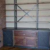 Для дома и интерьера manualidades. Livemaster - hecho a mano De roble armario en el gabinete. Handmade.