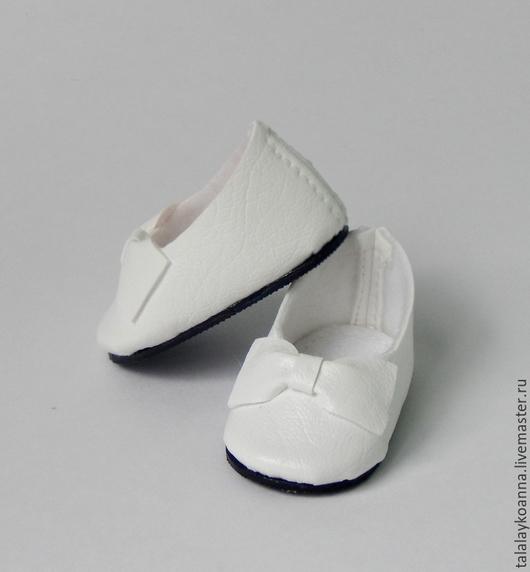 Одежда для кукол ручной работы. Ярмарка Мастеров - ручная работа. Купить Туфли для куклы (1). Handmade. Разноцветный, туфли, ботинки