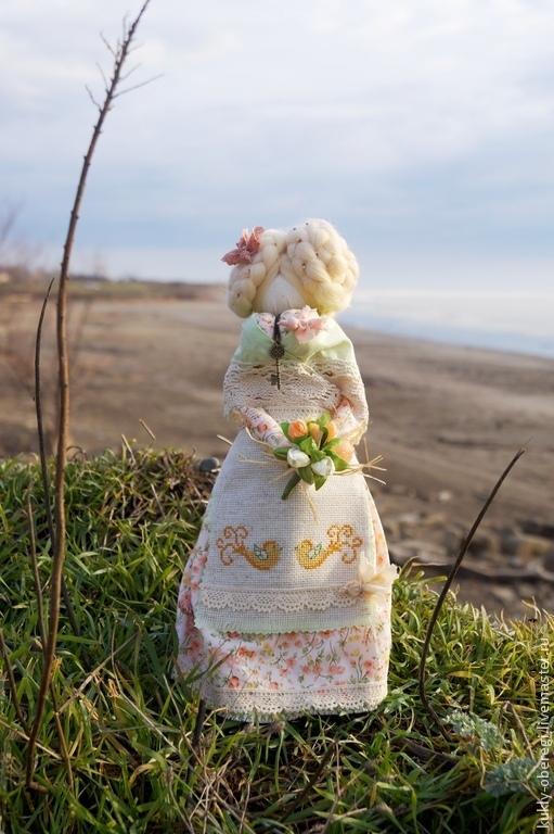 """Народные куклы ручной работы. Ярмарка Мастеров - ручная работа. Купить """"Птица Радость"""". Handmade. Кукла ручной работы, оберег"""