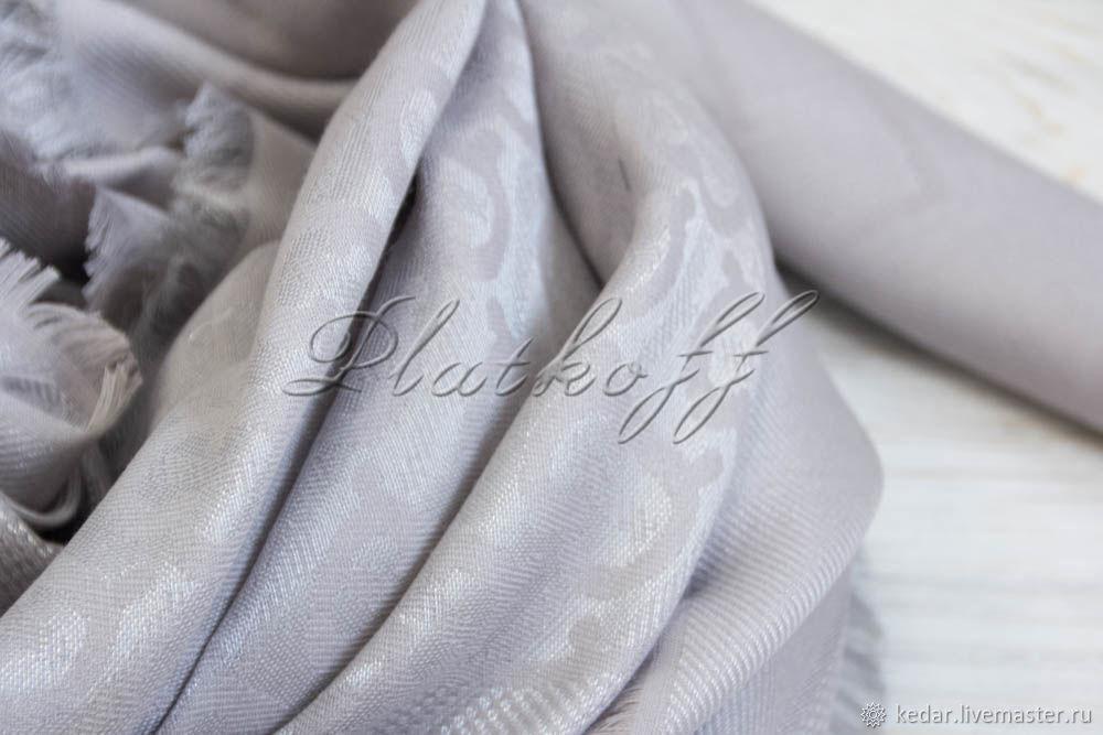 Grey Burberry scarf London England, Shawls1, Moscow,  Фото №1