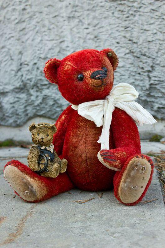 Мишки Тедди ручной работы. Ярмарка Мастеров - ручная работа. Купить Мишка. Handmade. Мишка тедди, опилки древесные