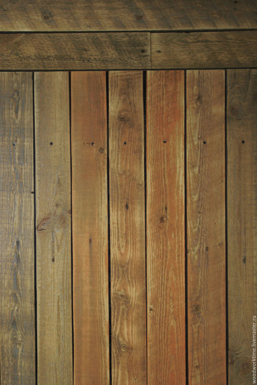 Элементы интерьера ручной работы. Ярмарка Мастеров - ручная работа. Купить WoodLoft - отделка стен. Handmade. Комбинированный, старая доска