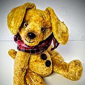 Подарки к праздникам ручной работы. Ярмарка Мастеров - ручная работа Собака Тедди. Handmade.
