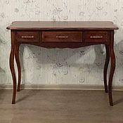 Столы ручной работы. Ярмарка Мастеров - ручная работа Консоль классическая. Handmade.