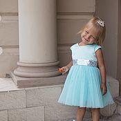 Платья ручной работы. Ярмарка Мастеров - ручная работа Платье из фатина для малышки «феечка». Handmade.