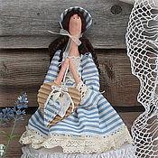 Куклы и игрушки ручной работы. Ярмарка Мастеров - ручная работа Кукла тильда Луиза-Виктория.. Handmade.