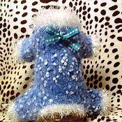 Для домашних животных, ручной работы. Ярмарка Мастеров - ручная работа комбинезон Снежок. Handmade.