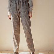 Одежда handmade. Livemaster - original item Women`s trousers with Office pockets. Handmade.