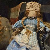 """Куклы и игрушки ручной работы. Ярмарка Мастеров - ручная работа Кукла травяная обережная """"Дрёмушка"""". Handmade."""