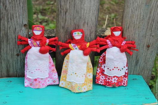 Народные куклы ручной работы. Ярмарка Мастеров - ручная работа. Купить Шестиручка (Филипповка) - кукла - оберег. Handmade. Комбинированный, помощница