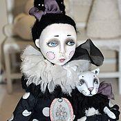 """Куклы и игрушки ручной работы. Ярмарка Мастеров - ручная работа Будуарная кукла """"Клара"""". Handmade."""
