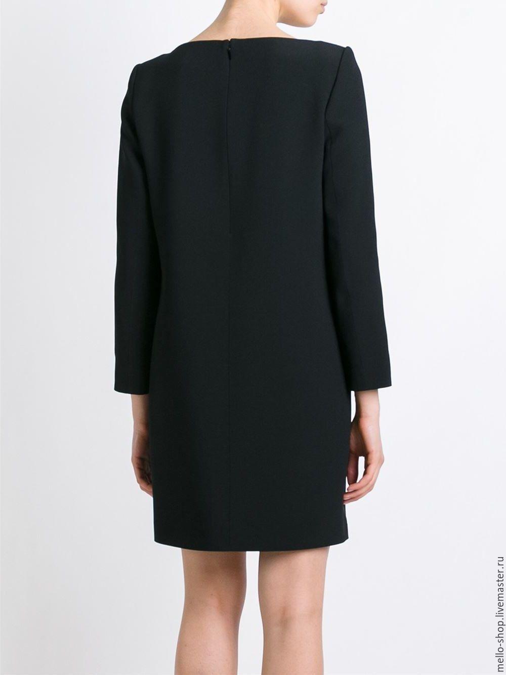 Черное платье короткое в дзержинске
