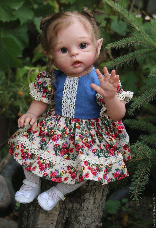Куклы-младенцы и reborn ручной работы. Ярмарка Мастеров - ручная работа. Купить Selene. Молд Луна. Handmade. Молд луна