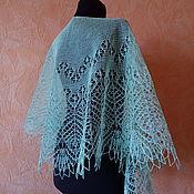 Одежда handmade. Livemaster - original item Cape linen