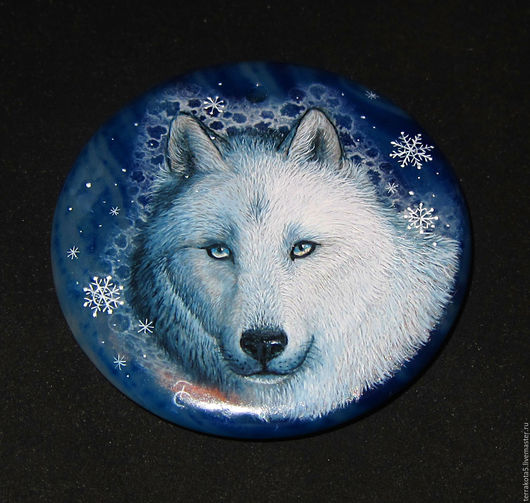 снежный волк, северный волк