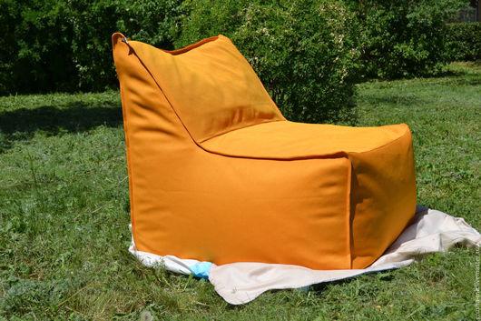 """Мебель ручной работы. Ярмарка Мастеров - ручная работа. Купить Кресло """"Классика"""". Handmade. Оранжевый, мебель на заказ, уютное, спанбонд"""
