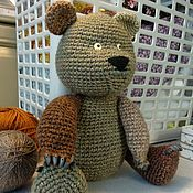 Куклы и игрушки handmade. Livemaster - original item Forest Bear. Handmade.