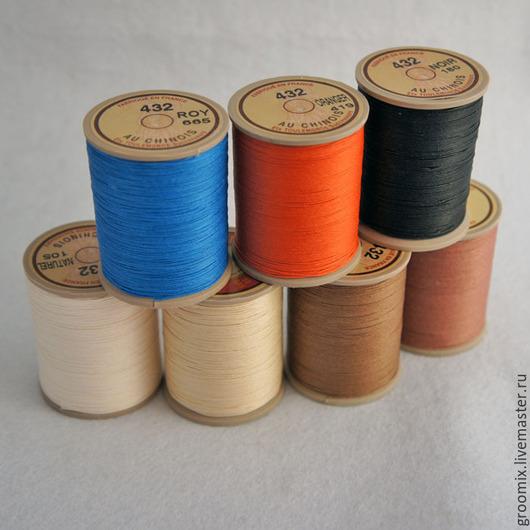 Другие виды рукоделия ручной работы. Ярмарка Мастеров - ручная работа. Купить Нитки Fil Au Chinois - Lin Cable. Handmade.