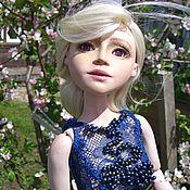 Куклы и игрушки handmade. Livemaster - original item Jointed doll: Elin. Handmade.