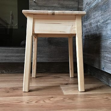 Мебель ручной работы. Ярмарка Мастеров - ручная работа Табурет кухонный. Handmade.