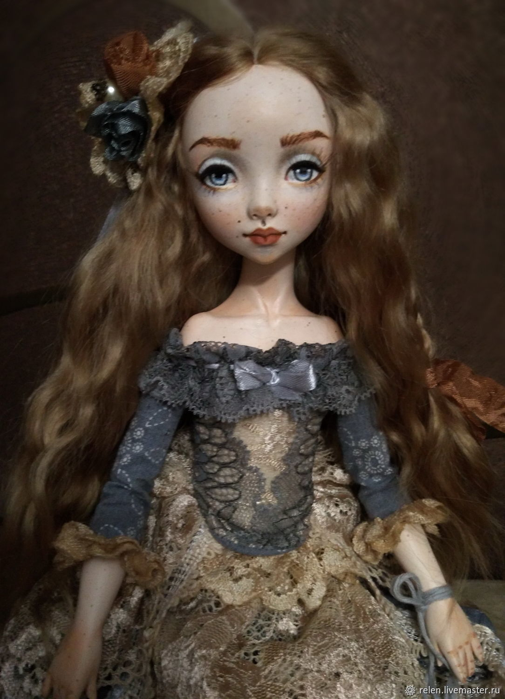 "Кукла ""Лючия"", Куклы, Кривой Рог, Фото №1"