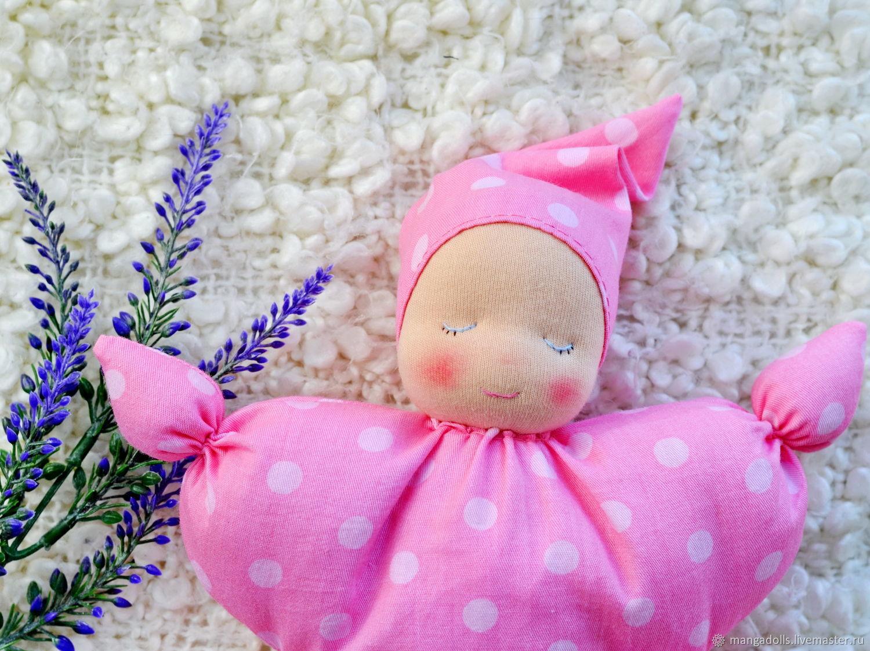 Кукла-сплюшка / кукла-звездочка, Вальдорфские куклы и звери, Томск,  Фото №1