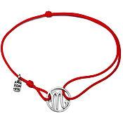 Украшения handmade. Livemaster - original item Scorpio bracelet rope. Handmade.