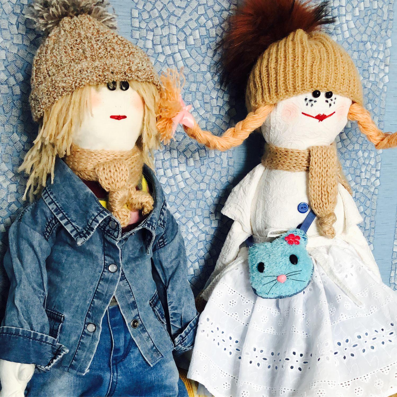 Сладкая парочка, Куклы Тильда, Барнаул,  Фото №1
