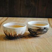 Посуда handmade. Livemaster - original item A set of mini bowls No. №3. Handmade.