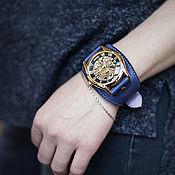 Украшения handmade. Livemaster - original item Watch wrist Dr. Fioletto. Handmade.