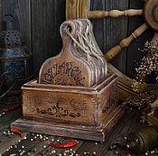 Для дома и интерьера ручной работы. Ярмарка Мастеров - ручная работа «Formaggio» Набор сырных досочек /массив кедра/. Handmade.