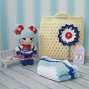 """Куклы и игрушки ручной работы. Ярмарка Мастеров - ручная работа Игровой набор """"Купава"""". Handmade."""