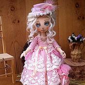 Куклы и игрушки ручной работы. Ярмарка Мастеров - ручная работа Лулу (жемчужина). Handmade.