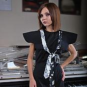 Одежда ручной работы. Ярмарка Мастеров - ручная работа Платье дизайнеркое. Handmade.