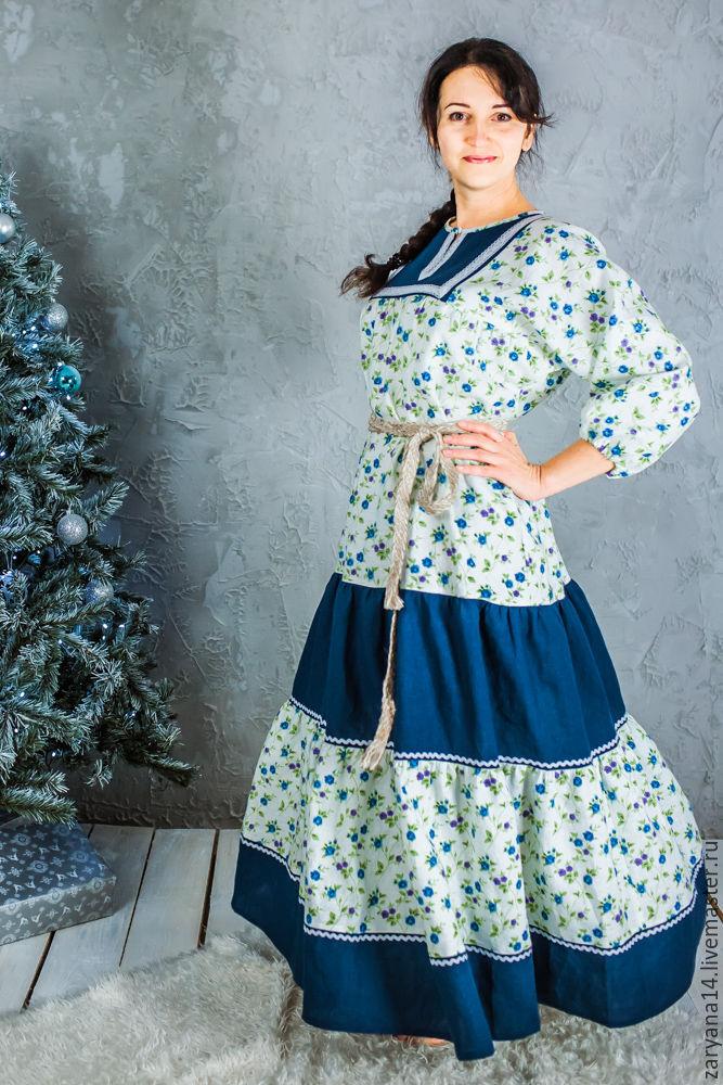 Ярусное платье, Платья, Воронеж, Фото №1