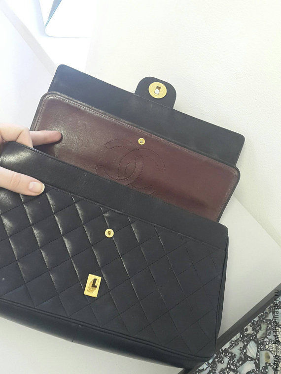 59fa5161235f Винтаж  сумка Chanel 2.55 оригинал винтаж – купить в интернет ...