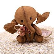 Куклы и игрушки ручной работы. Ярмарка Мастеров - ручная работа Чердачный слон 3...). Handmade.