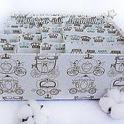 """Короб ручной работы. Ярмарка Мастеров - ручная работа Органайзер для белья """"Принцесса"""". Handmade."""