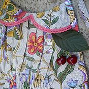 """Для дома и интерьера ручной работы. Ярмарка Мастеров - ручная работа Комплект детский """"Изабель"""". Handmade."""