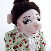 Куклы и игрушки ручной работы. Ярмарка Мастеров - ручная работа Тетя Поля. Handmade.