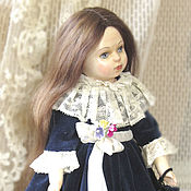 Куклы и игрушки handmade. Livemaster - original item Doll antique style. Handmade.