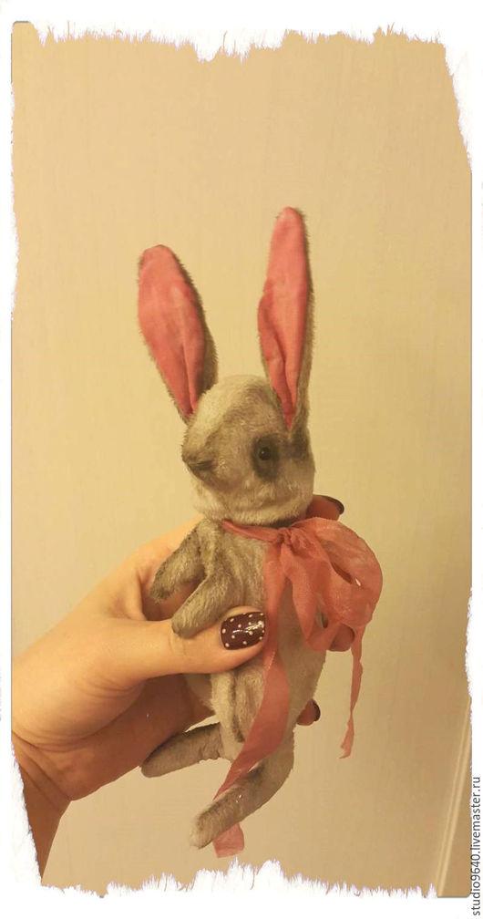 Мишки Тедди ручной работы. Ярмарка Мастеров - ручная работа. Купить ONLY KINGS rabbit 294. Handmade. Комбинированный
