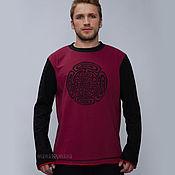 Одежда handmade. Livemaster - original item Soft long sleeve t-Shirt