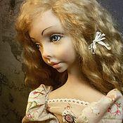 """Куклы и игрушки ручной работы. Ярмарка Мастеров - ручная работа Будуарная кукла """"Рафаэлла""""резерв. Handmade."""