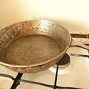 Посуда ручной работы. Ярмарка Мастеров - ручная работа Большая,чугунная сковорода.. Handmade.