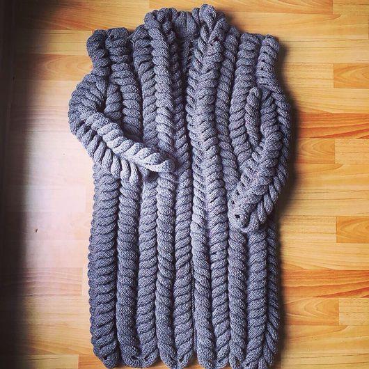 Кофты и свитера ручной работы. Ярмарка Мастеров - ручная работа. Купить Кардиган Шиншила. Handmade. Кардиган, кардочес, вязаный свитер